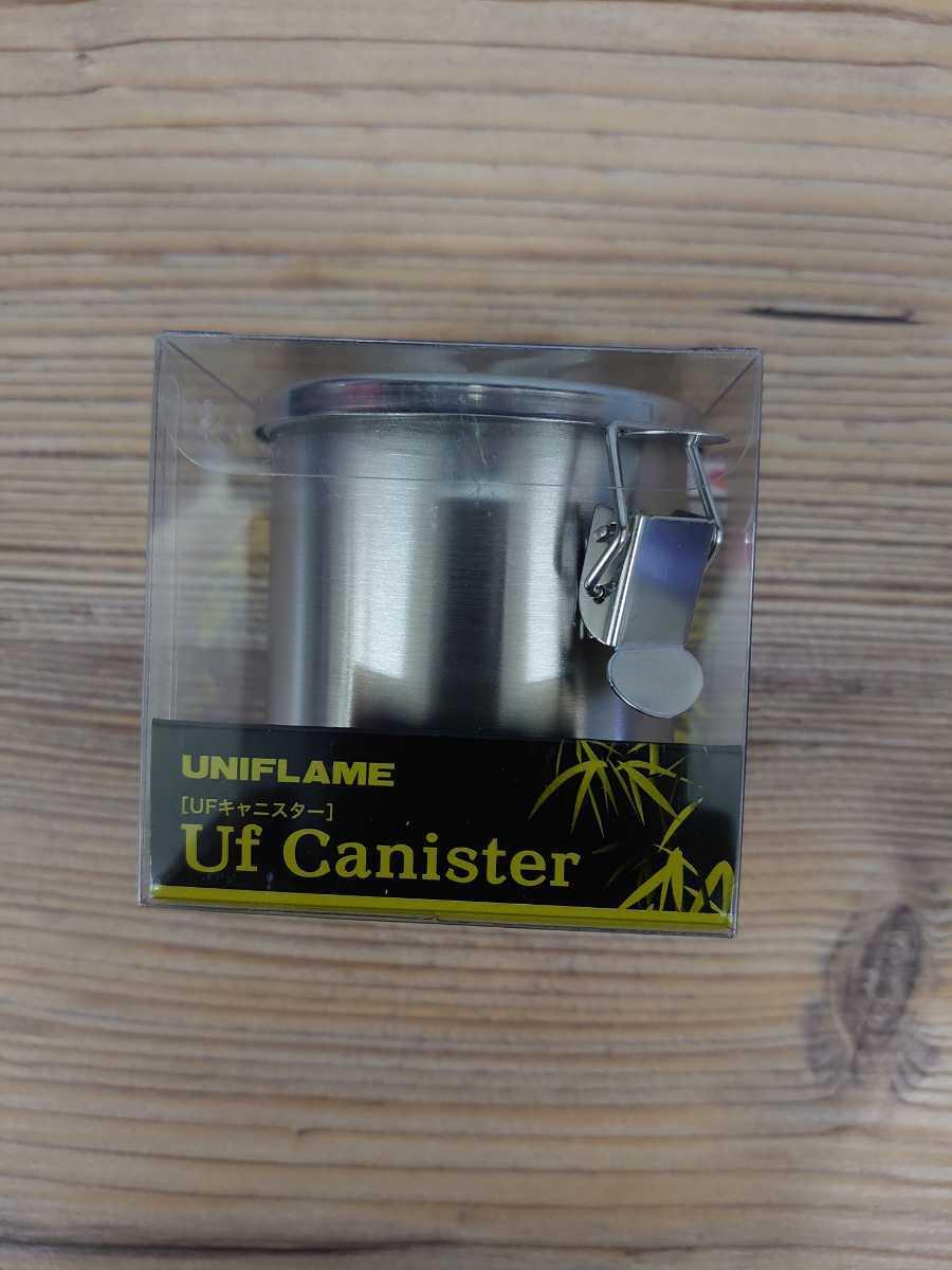 ★即決★ UNIFLAME ユニフレーム UFキャニスター(3個セット) 品番662816 新品、送料込