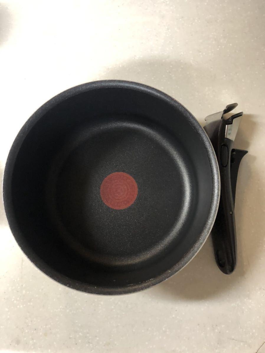 T-fal ティファール ソースパン 18㎝ 鍋