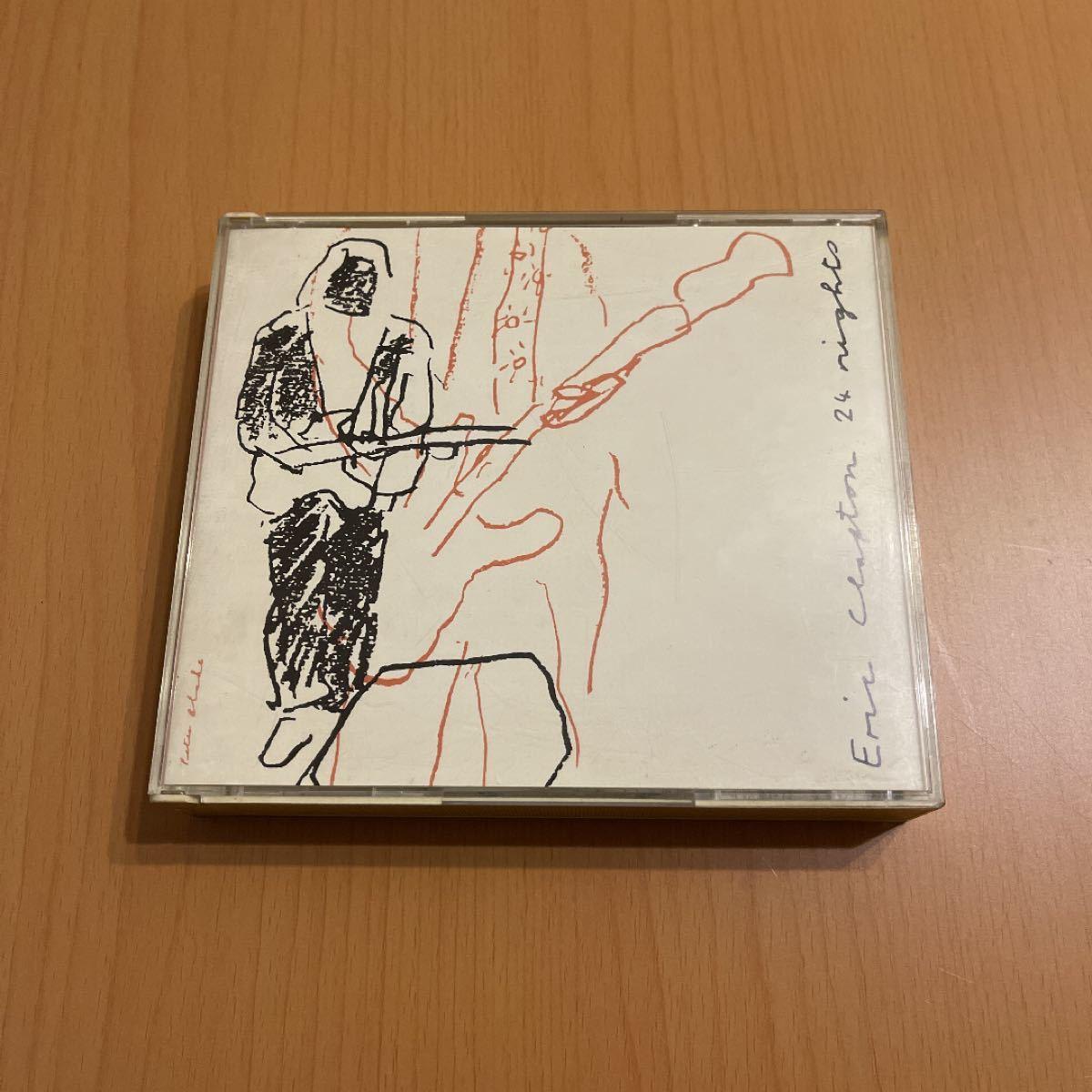 24ナイツ エリック・クラプトンCD