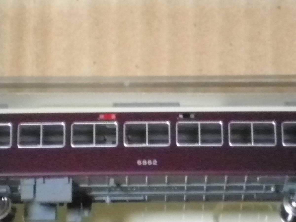KATO製 阪急6300系 4両増結セット 中古品_画像8