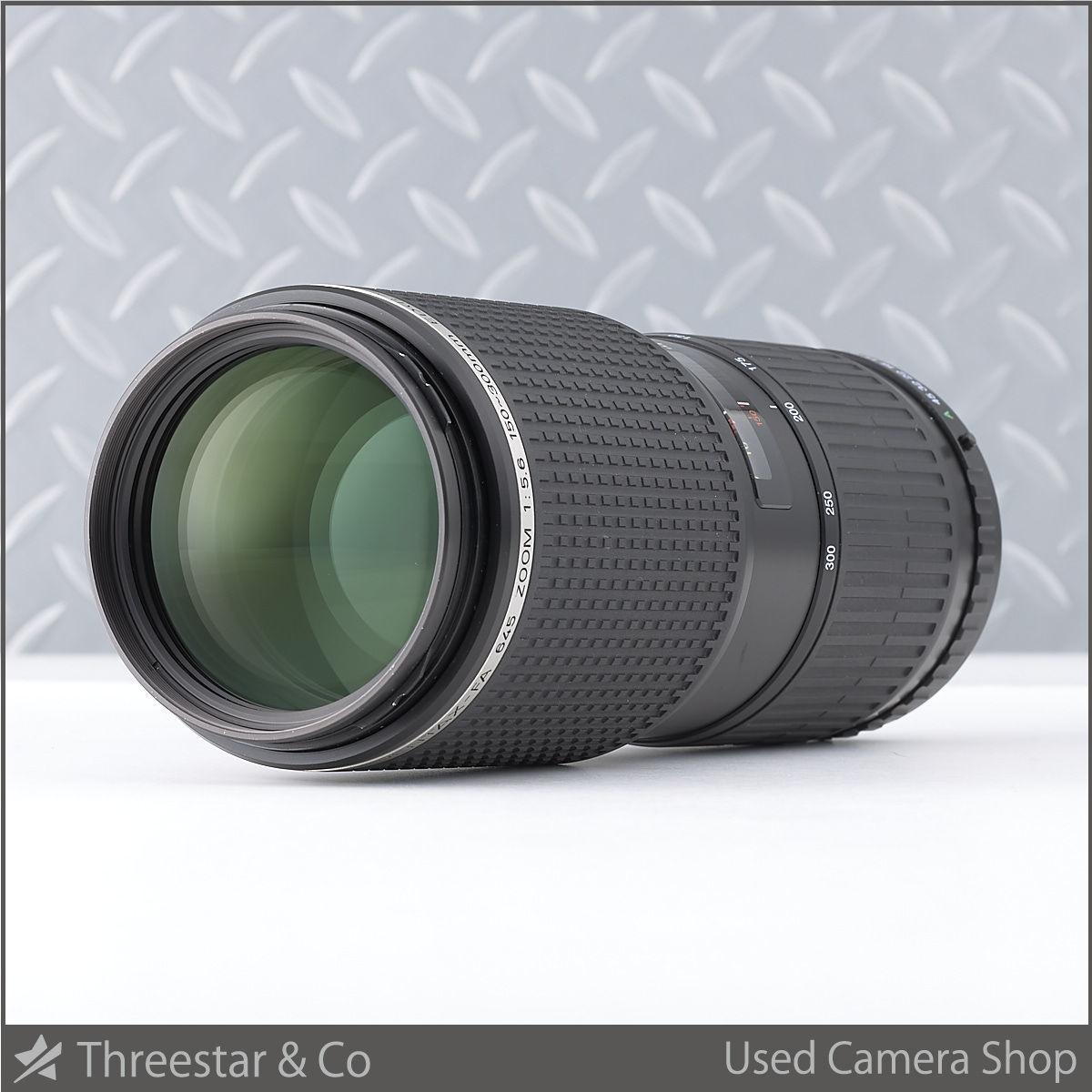 1円~ PENTAX 645 PENTAX-FA 150-300mm F5.6 ED オススメ!!