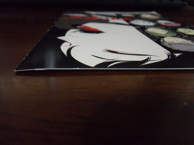 協力書店特典◆はらだ『ネガ』『ポジ』2冊同時購入特典 4Pリーフレットのみ ※折れあり_画像6