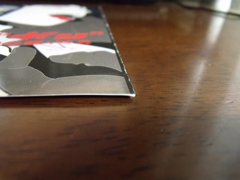 協力書店特典◆はらだ『ネガ』『ポジ』2冊同時購入特典 4Pリーフレットのみ ※折れあり_画像5
