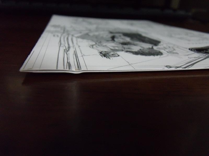 アニメイト特典◆みづい甘『極道のこじらせ片想い』4Pリーフレット&協力書店ぺーパーのみ ※折れあり_画像7