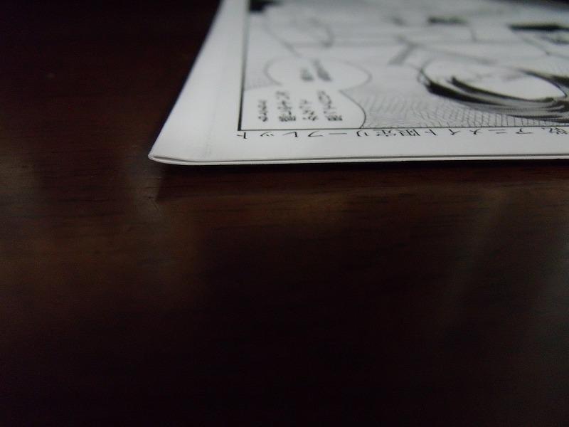 アニメイト特典◆ニクヤ乾『蜘蛛と性』4Pリーフレットのみ ※折れあり_画像3