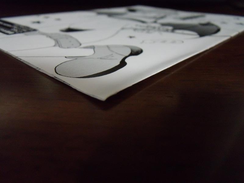 とらのあな特典◆ためこう『なつめくんはなんでもしってる』4Pリーフレットのみ ※折れあり_画像3