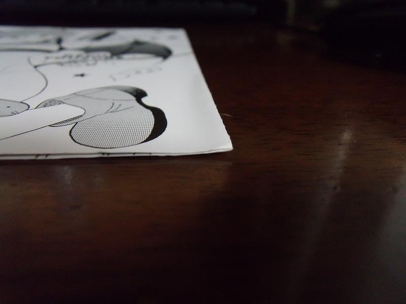 とらのあな特典◆ためこう『なつめくんはなんでもしってる』4Pリーフレットのみ ※折れあり_画像2