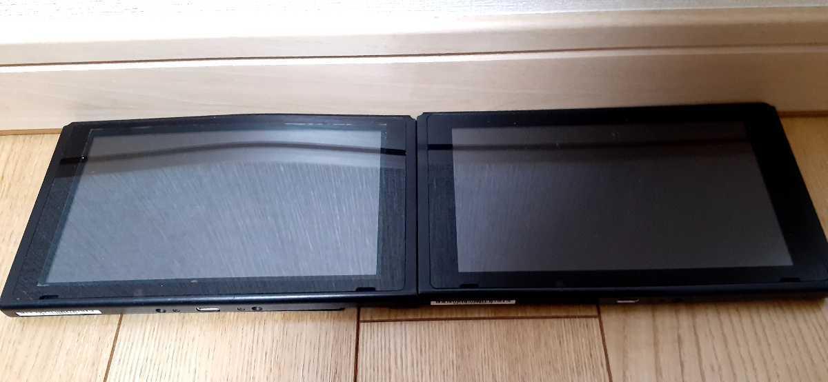 【ジャンク】Nintendo Switch 任天堂 ニンテンドースイッチ本体 2台セット