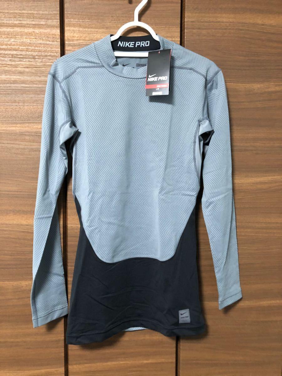 NIKE PRO アンダーシャツ  コンプレッション 保温 ロングスリーブ インナーシャツ