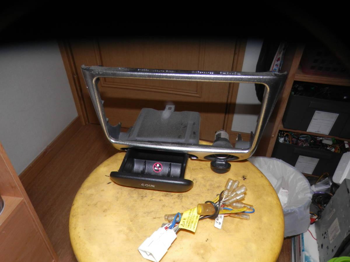 ヴィッツ(SCP10系)のオーディオ2DIN取り付けパネル
