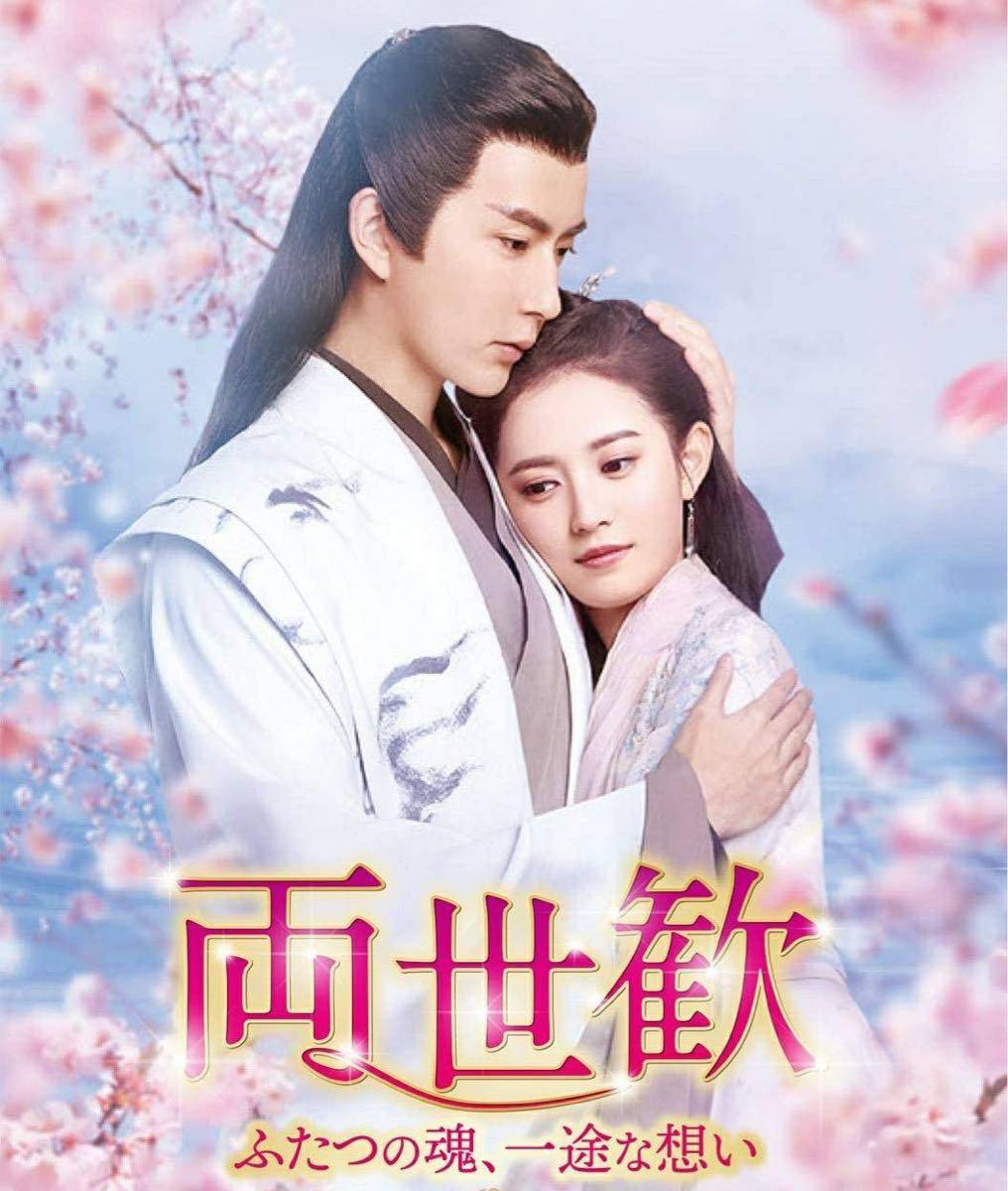 中国ドラマ 両世歓〜ふたつの魂、一途な想い〜 DVD