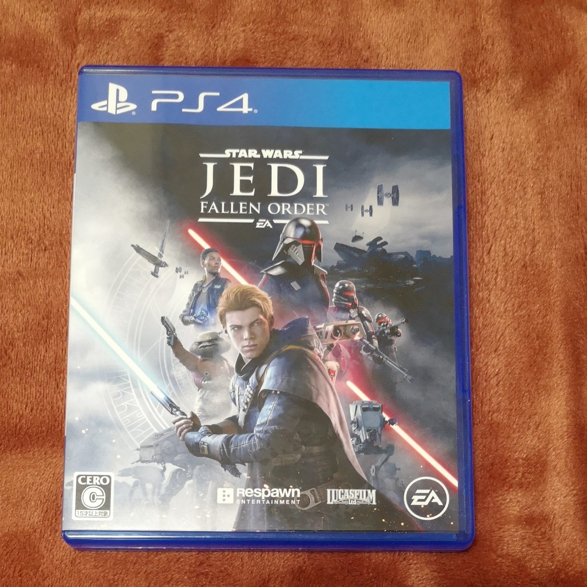 【PS4】 Star Wars ジェダイ:フォールン・オーダー [通常版] PS4ソフト