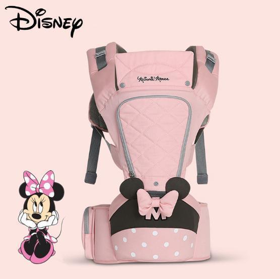 ☆最安値 ディズニー ベイビーキャリア Disney 並行輸入品 赤ちゃん 抱っこひも おんぶひも ミニーマウス_画像1
