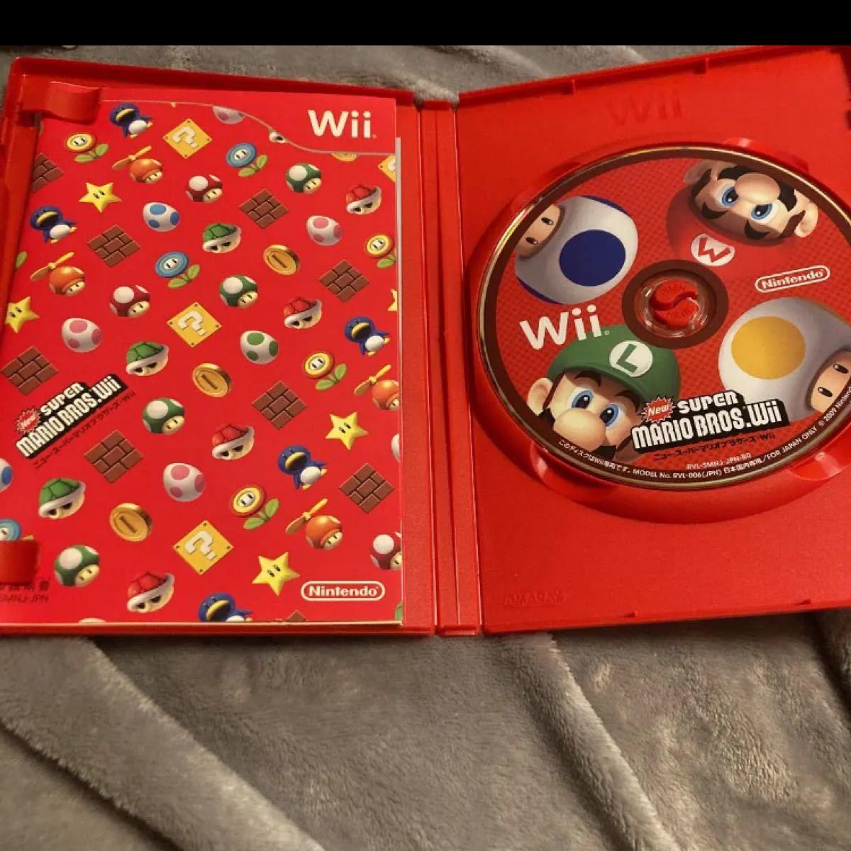 スーパーマリオブラザーズwii ニュースーパーマリオブラザーズ Wiiソフト Wii