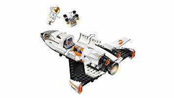 レゴ(LEGO) シティ 超高速! 火星探査シャトル 60226 ブロック おもちゃ 男の子_画像5