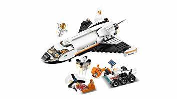 レゴ(LEGO) シティ 超高速! 火星探査シャトル 60226 ブロック おもちゃ 男の子_画像4