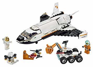 レゴ(LEGO) シティ 超高速! 火星探査シャトル 60226 ブロック おもちゃ 男の子_画像2
