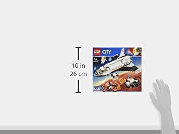 レゴ(LEGO) シティ 超高速! 火星探査シャトル 60226 ブロック おもちゃ 男の子_画像10