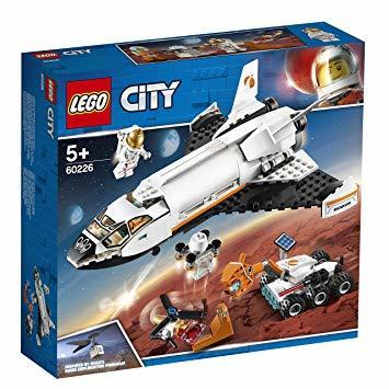 レゴ(LEGO) シティ 超高速! 火星探査シャトル 60226 ブロック おもちゃ 男の子_画像7
