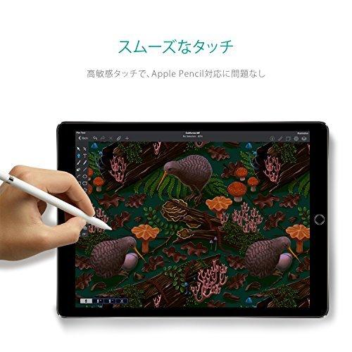 高透過率 日本製素材旭硝子製 iPad Pro 12.9(2015/2017兼用) Nimaso iPad Pro 12.9 (_画像4