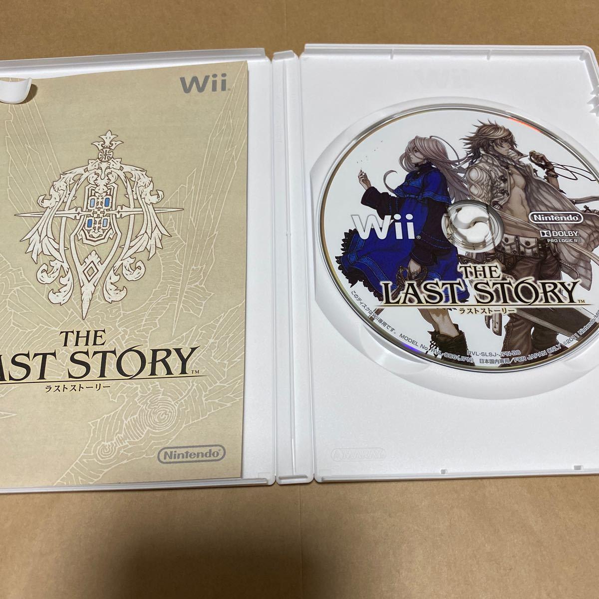 THE LAST STORY  ラストストーリー
