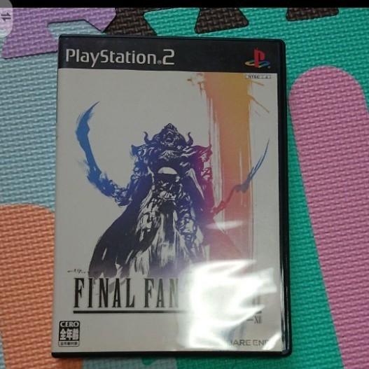 ファイナルファンタジー12 ファイナルファンタジーXII PS2