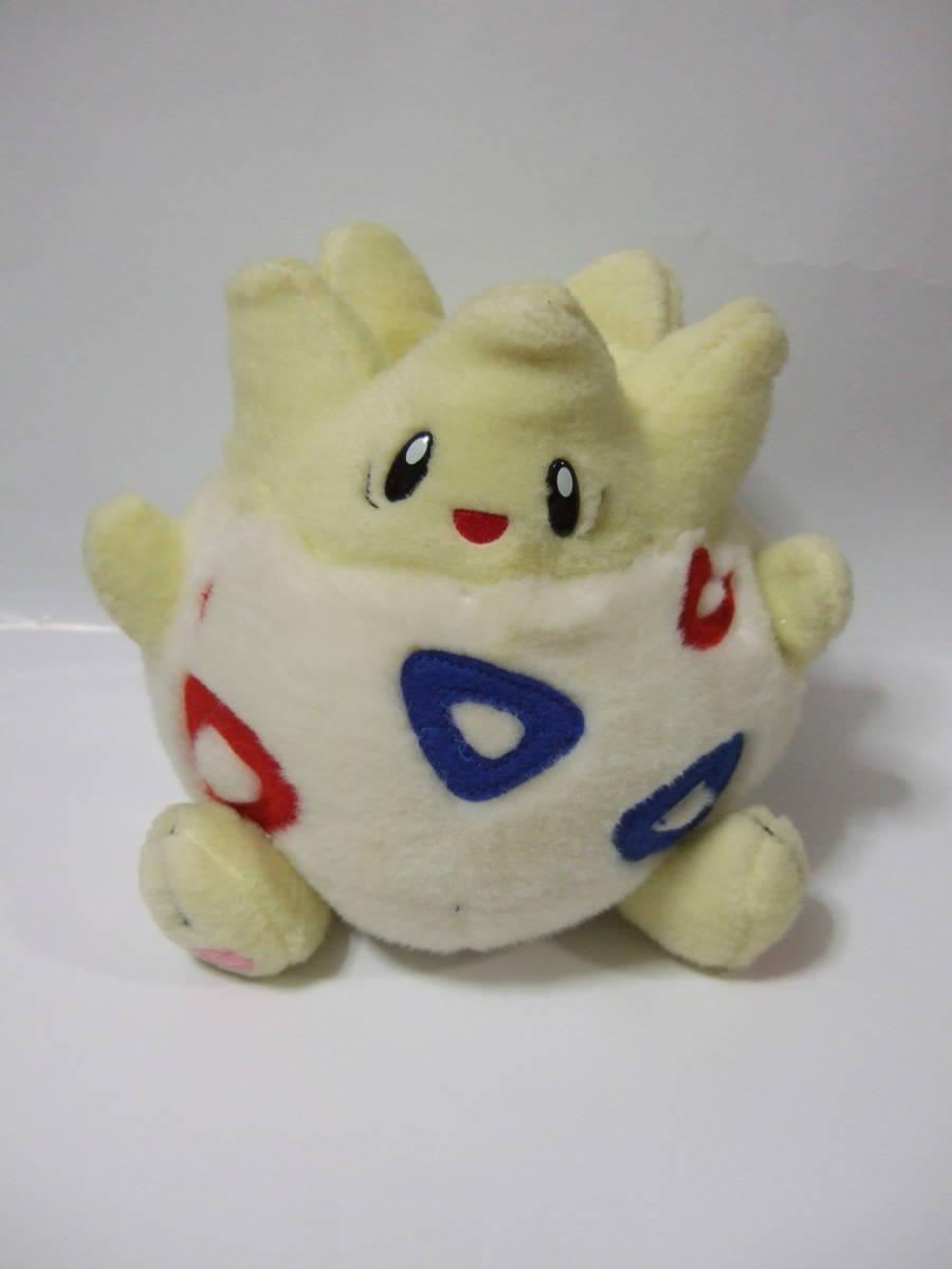 togepi-.....togepi- Tommy soft toy
