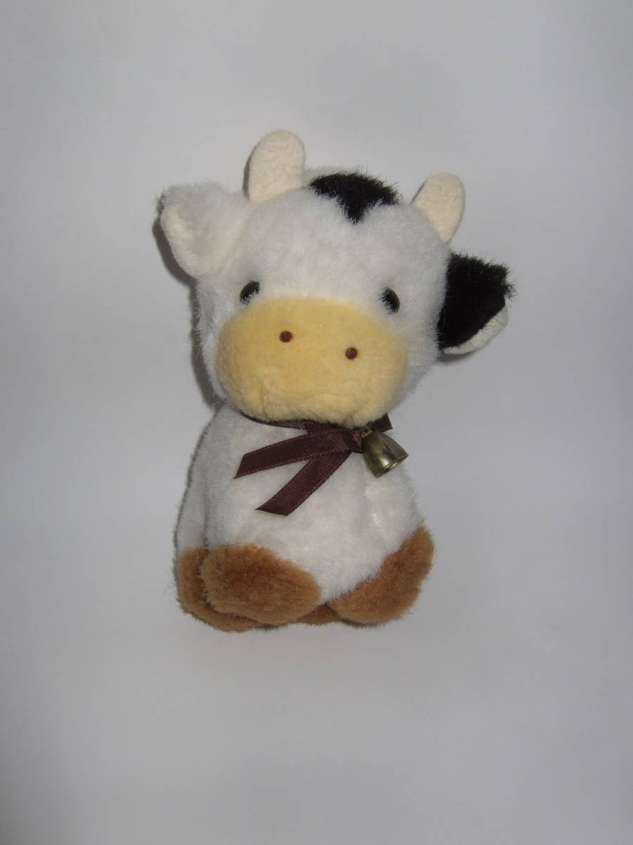 mascot soft toy Sanrio cow soft toy cow that time thing