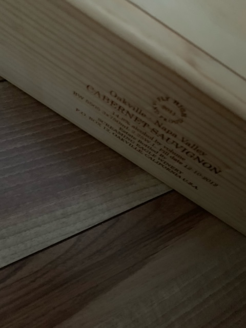 ◆超希少レア入手困難◆オリジナルワイン木箱◆SCREAMING EAGLE◆スクリーミング イーグル【3本用】★★★★★★★★★★★★★★★★★★_画像6