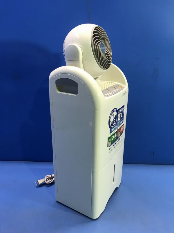 【 アイリスオーヤマ 】衣類乾燥除湿機 衣類乾燥機 除湿器 2016年製【 DCC-6515C 】首振り機能難あり 空調 160_画像1