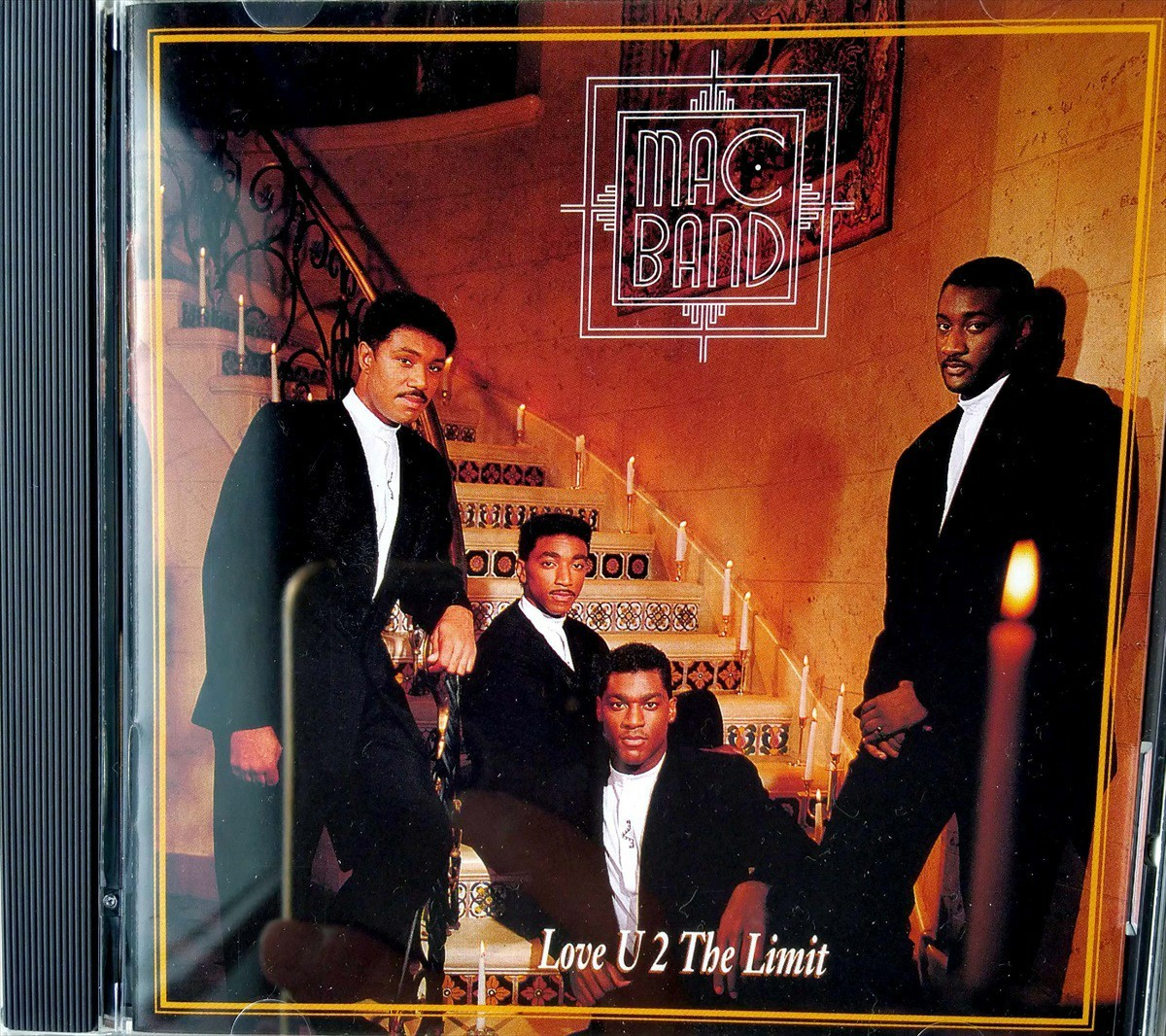 The Mac Band - Love U 2 the Limit