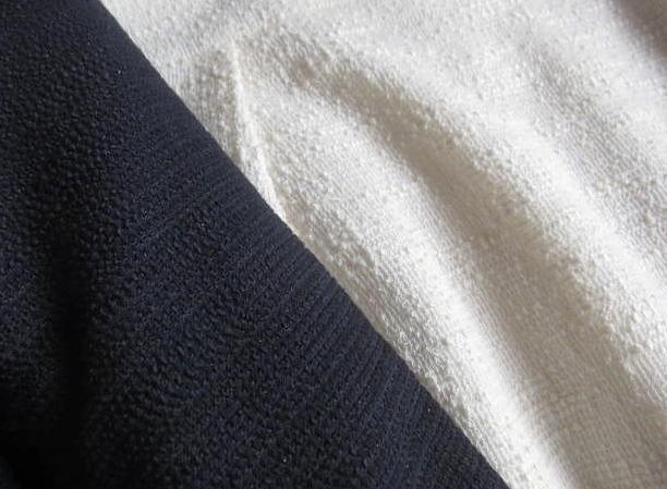 ◆ナチュラルビューティーベーシック プラステ  PLST セットアップ ノーカラー ジャケット スカート セレモニー_画像5