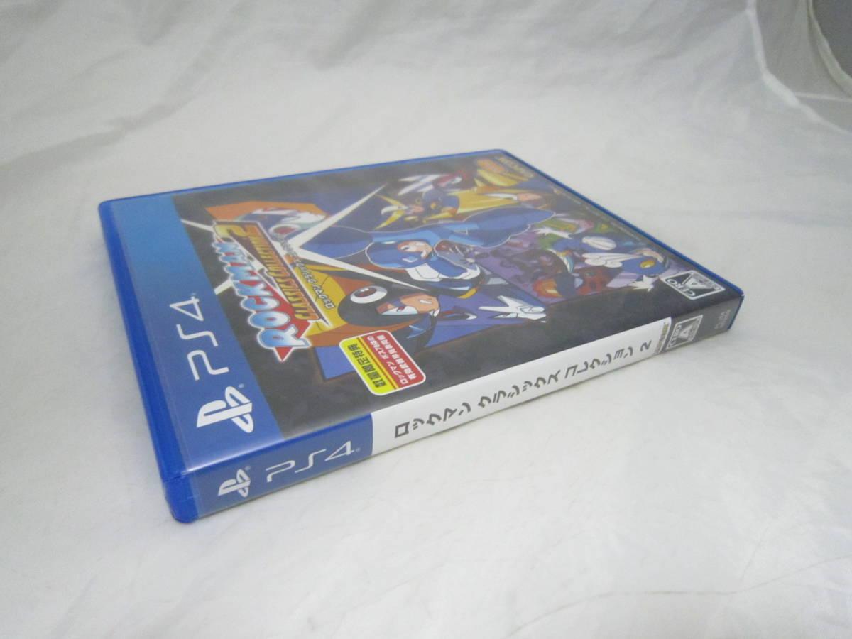 ロックマン クラシックス コレクション 2 PS4 ソフトウェア [gvw_画像2