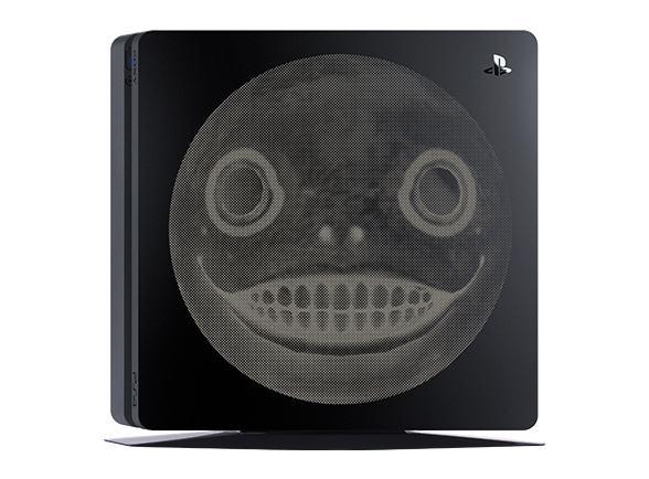 【PS4】ソニーストア限定 PlayStation4 NieR:Automata(ニーア オートマタ) トップカバー