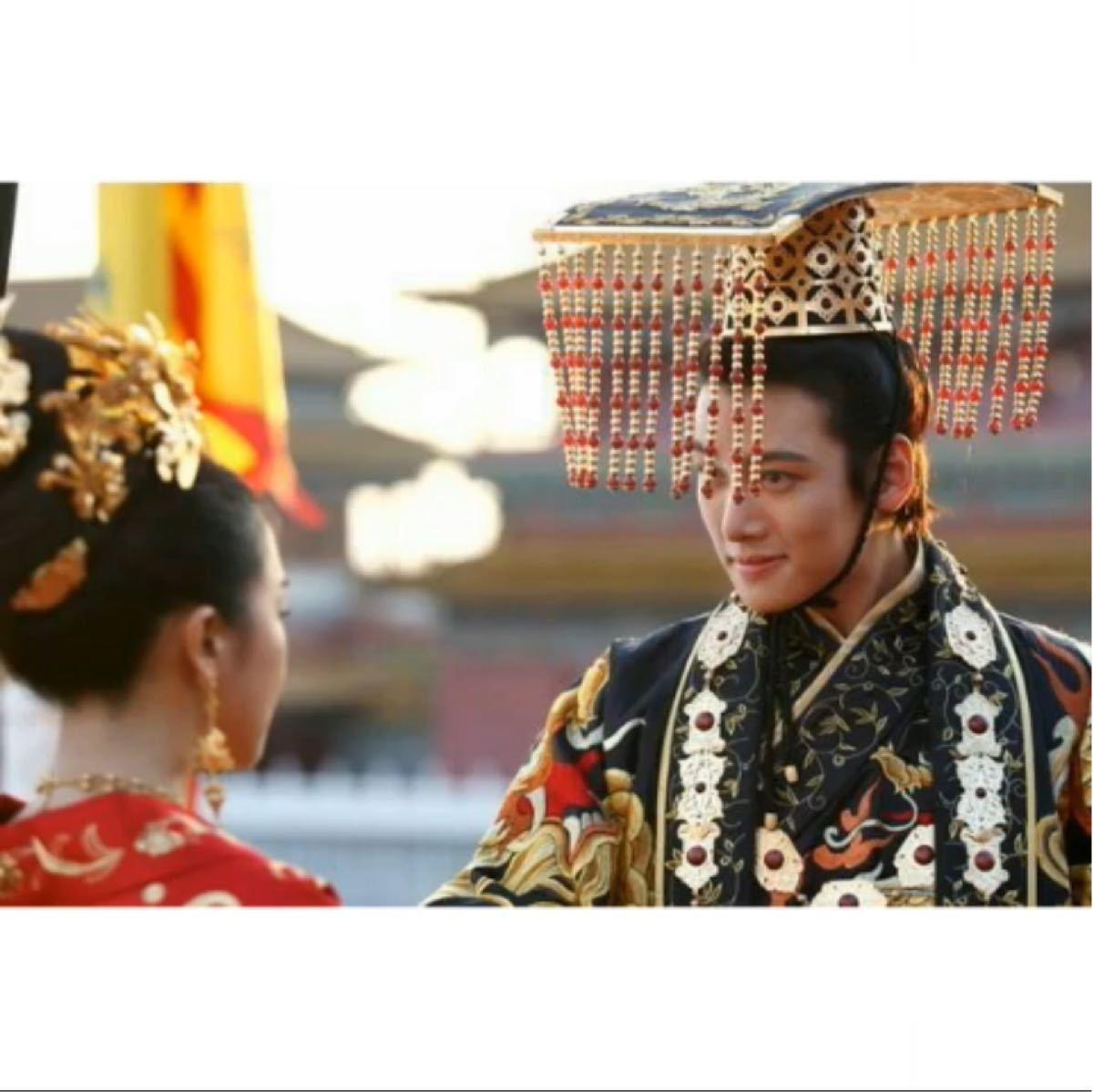 ★韓国ドラマ★『奇皇后ー二つの愛涙の誓い』 Blu-ray  日本語吹替アリ  全話 CDケース入