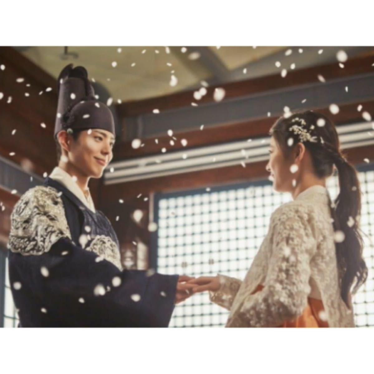 ※ サービス品!☆韓国ドラマ☆『雲が描いた月明かり』Blu-ray 全話  CDケース入