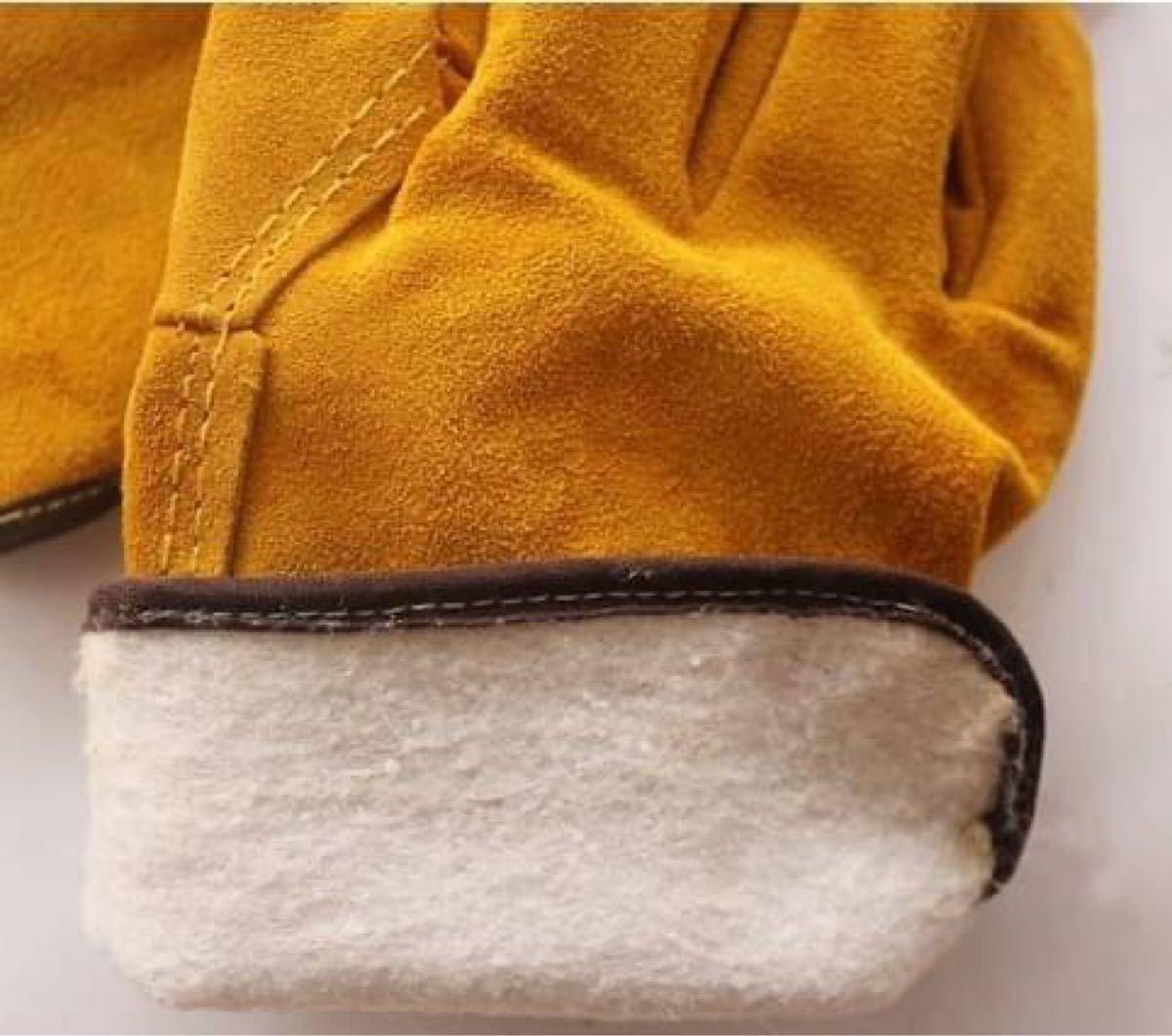 耐熱グローブ 耐熱手袋 キャンプ アウトドア バーベキュー 薪 作業用 耐熱 BBQ