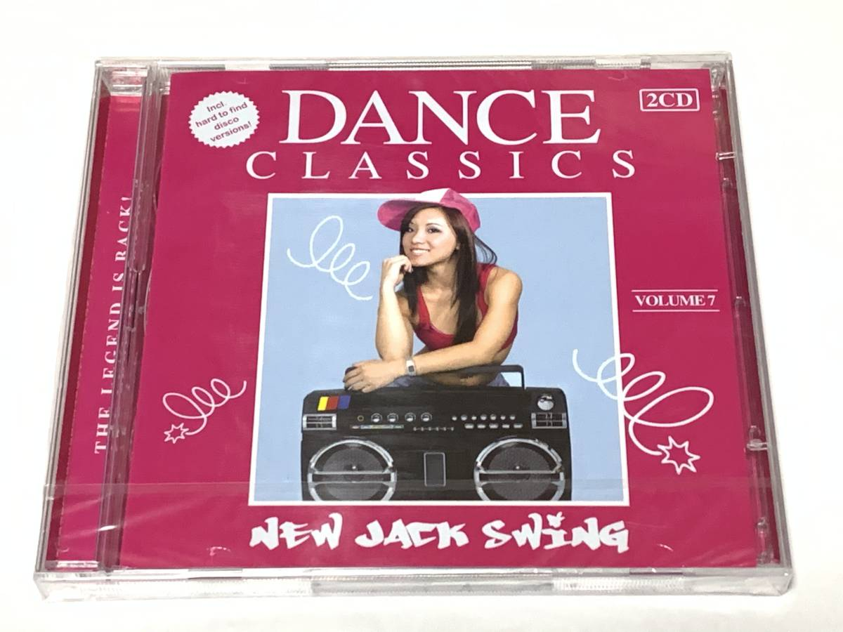 CD Dance Classics New Jack Swing Vol.7