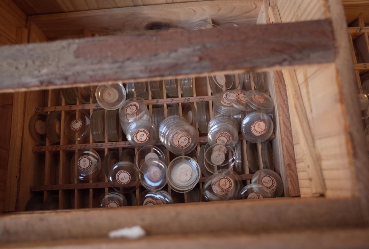 ○アンティーク腕時計&懐中時計 風防 大量セット  古道具のgplus広島 2102k_画像4