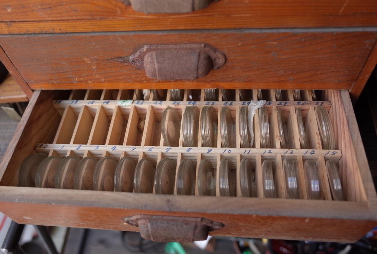 ○アンティーク腕時計&懐中時計 風防 大量セット  古道具のgplus広島 2102k_画像5
