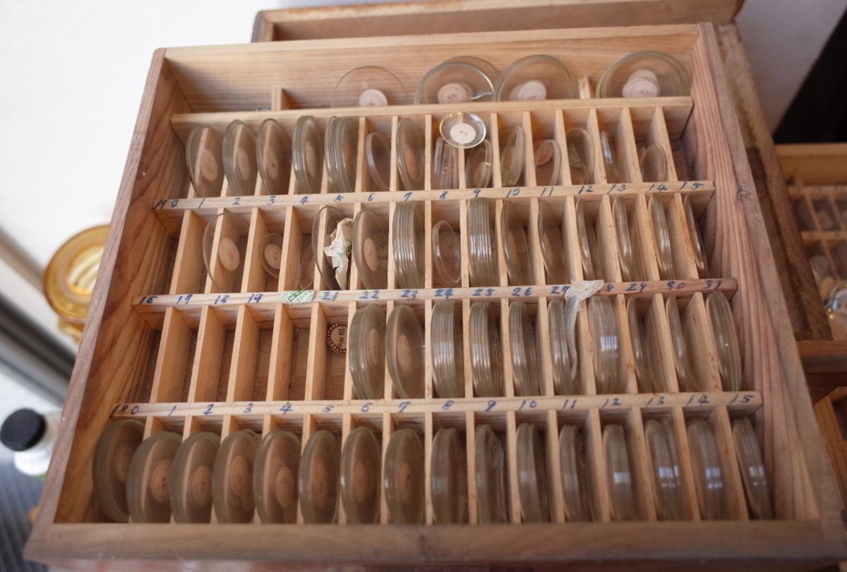 ○アンティーク腕時計&懐中時計 風防 大量セット  古道具のgplus広島 2102k_画像6