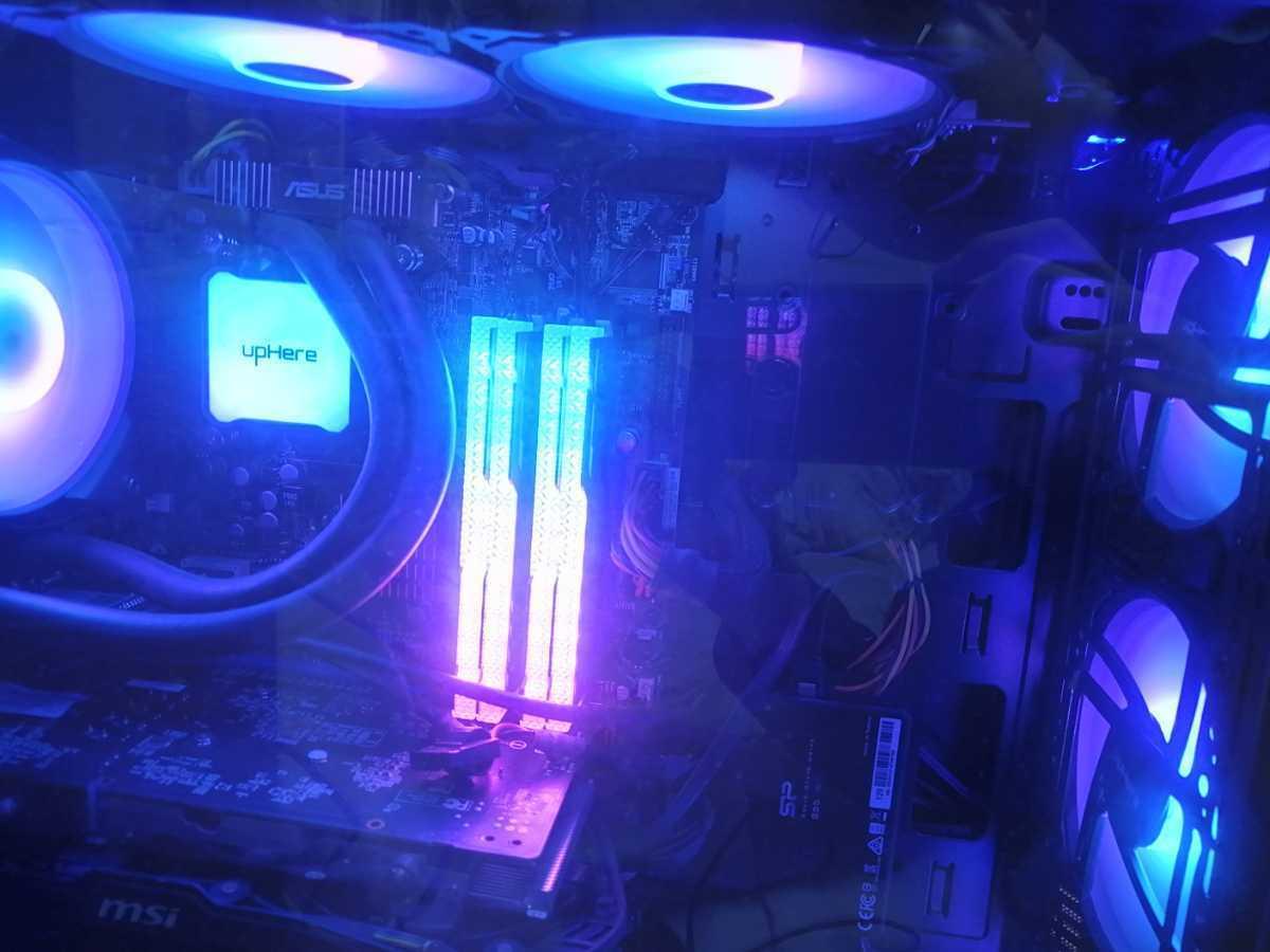 ゲーミングPC SSD+HDD 自作PC デスクトップパソコン Windows10 Gtx750ti_画像3