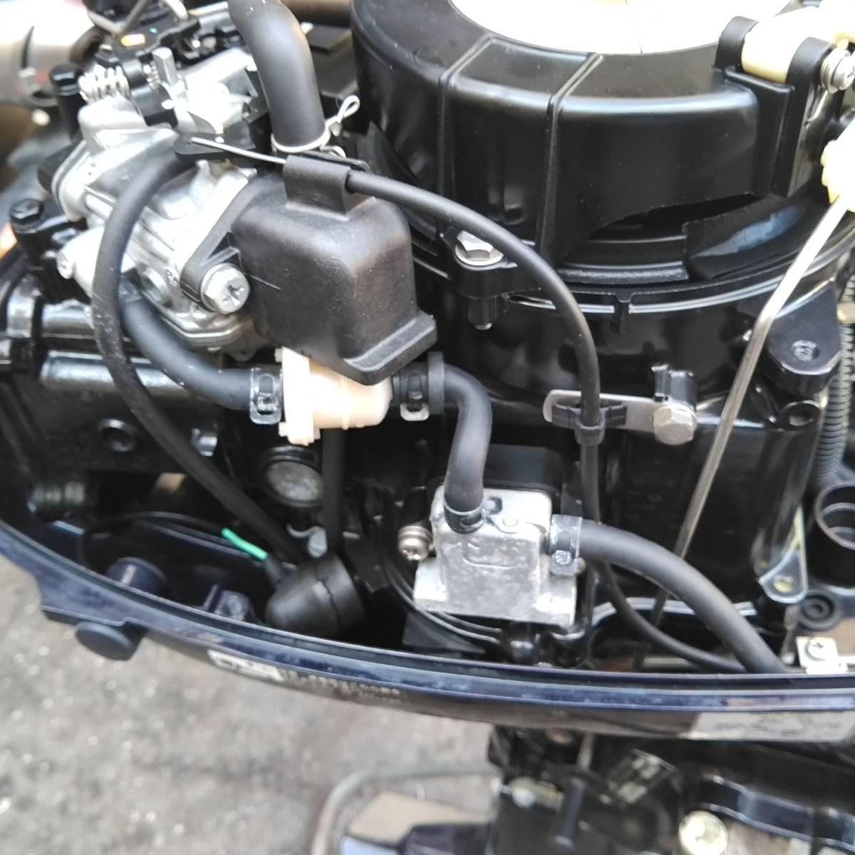 トーハツ6馬力 4サイクル _画像5