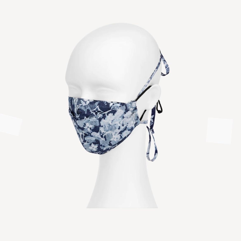 LOUIS VUITTON 新品未使用 セット マスク バンダナ モノグラム タペストリー_画像9