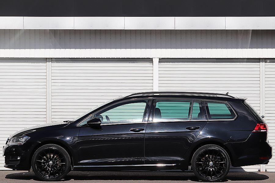 【 1オーナー 】 2014y VW ゴルフ ヴァリアント TSI コンフォートライン ブルーモーション OZ18AW 検R5/6_画像4