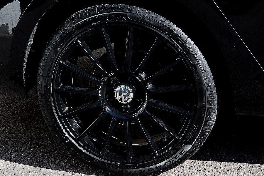 【 1オーナー 】 2014y VW ゴルフ ヴァリアント TSI コンフォートライン ブルーモーション OZ18AW 検R5/6_OZ 18インチAW