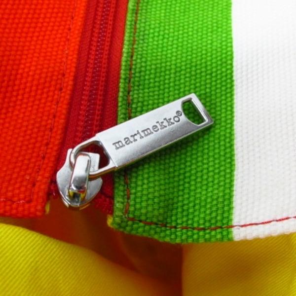 ★着物10★ 1円 marimekko マリメッコ トートバッグ エコバッグにも カラフル レディース ブランド品 [同梱可] ☆☆_画像8