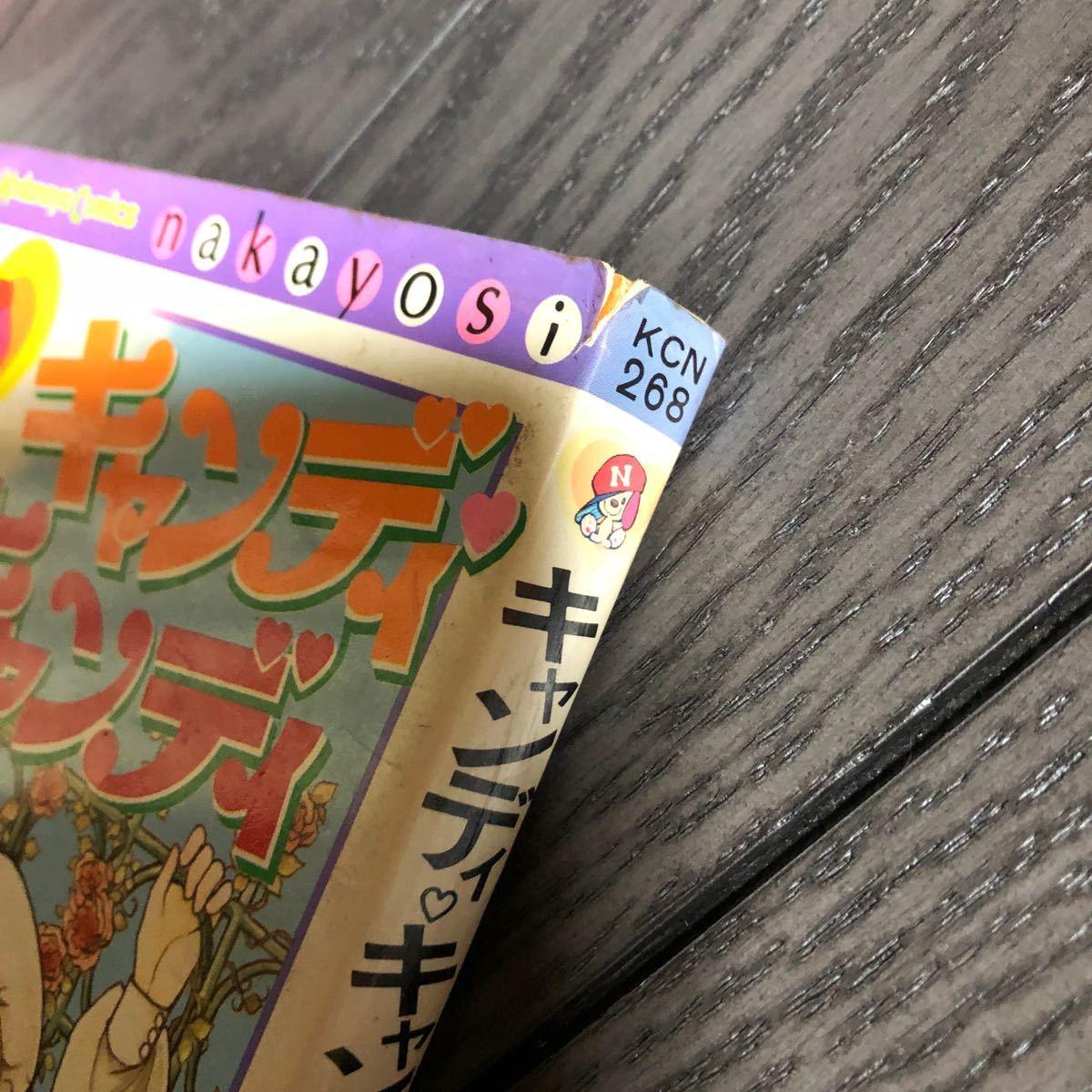 キャンディキャンディ5巻