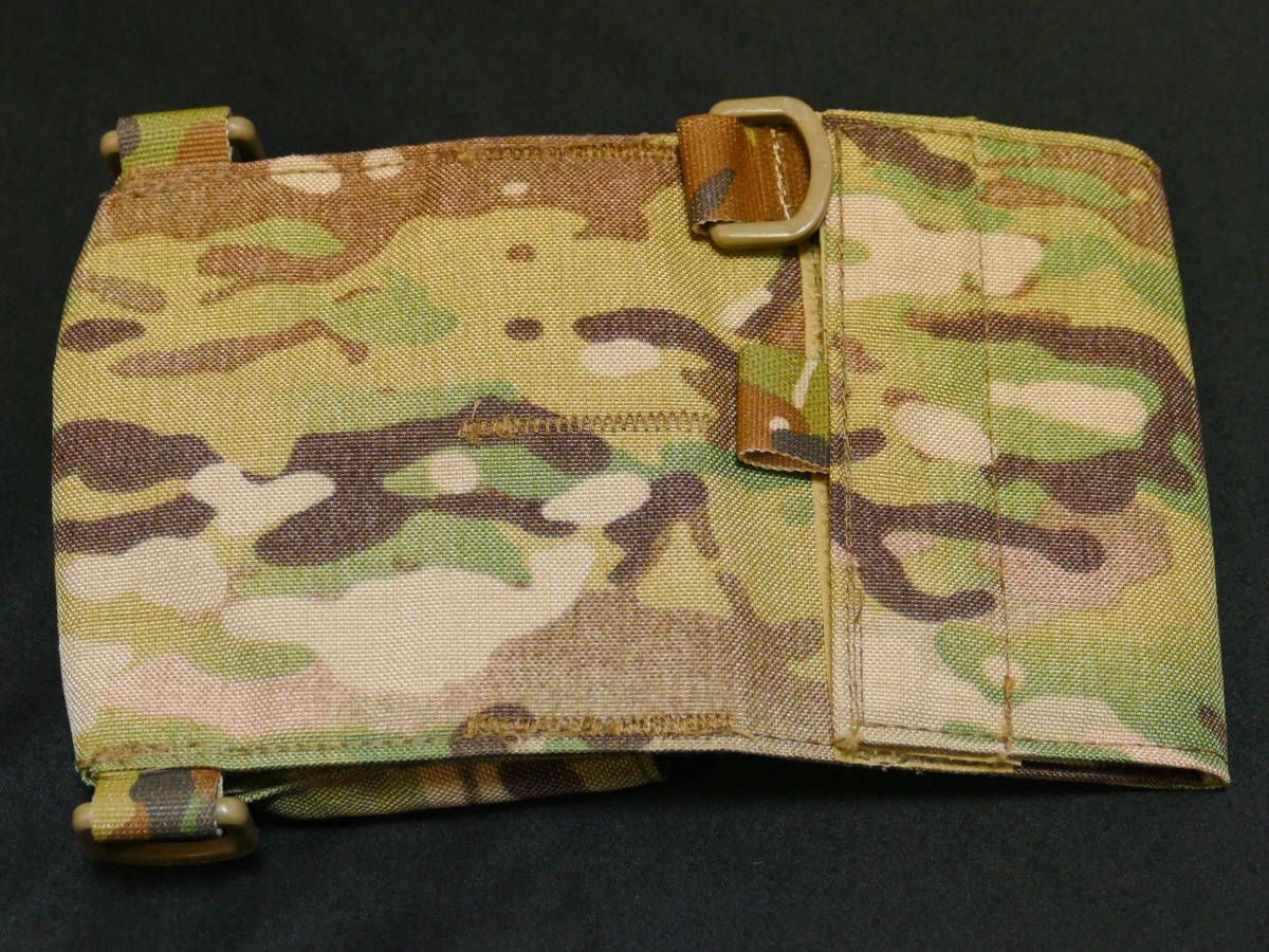 激レア 実物 USTS Adaptive Range Caddy 米軍 特殊部隊 タクティカル マガジン ポーチ ホルスター CRYE EAGLE LBT HSGI_画像5