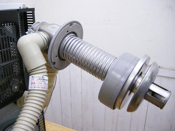 整備済み・2015年製・コロナ・FF式温風石油ストーブ・FF-VG3515S・中古品・143872_画像8